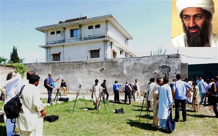 Дом Усама бин Ладена в Абботтабаде (14 фото)