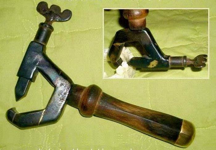 Стоматологические инструменты прошлого (15 фото)