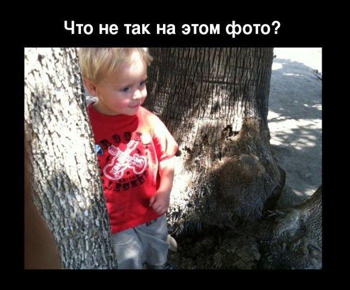 Ребенок родился в рубашке (2 фото)