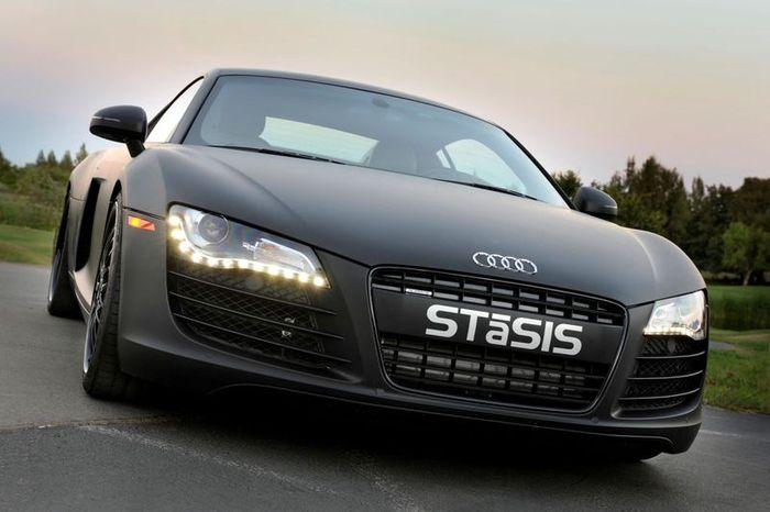 Audi R8 V8 от ателье STaSIS Engineering (4 фото)