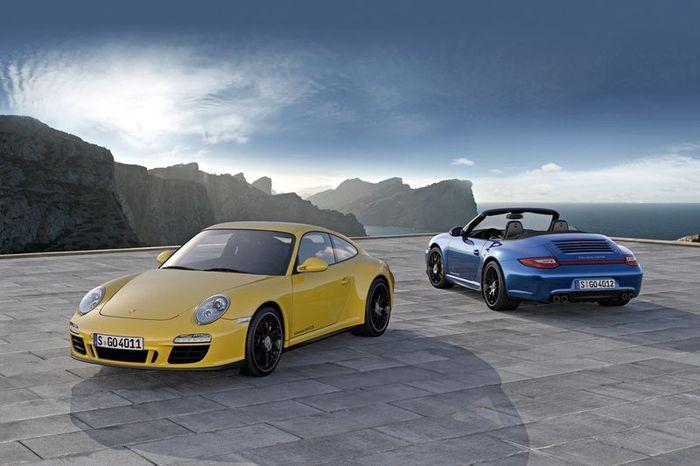 Porsche 911 GTS получил полный привод (16 фото)