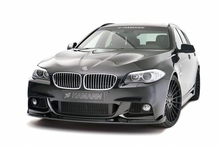 Ателье Hamann взялось за универсал BMW 5-series F11 (10 фото)