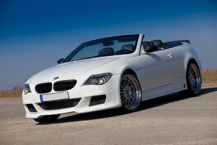BMW 6-серии от ателье Lumma Design (16 фото)