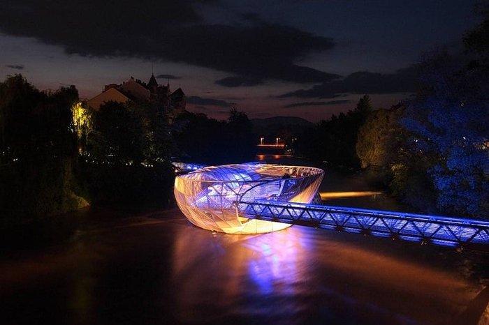 Мост-раковина (11 фото)