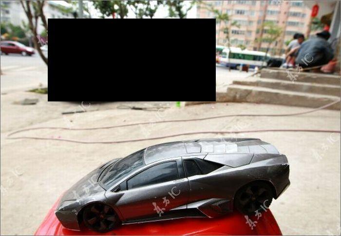 Lamborghini Reventon Kolhoz Edition (8 фото)