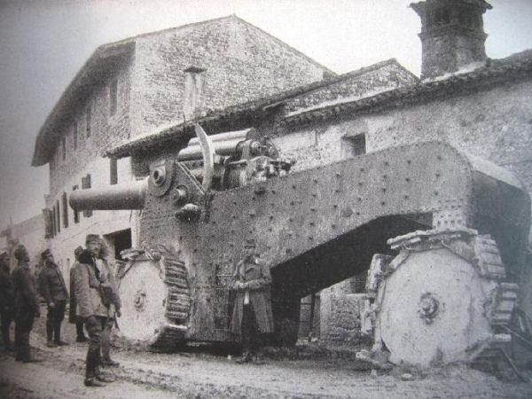 Самые необычные танки (16 фото)