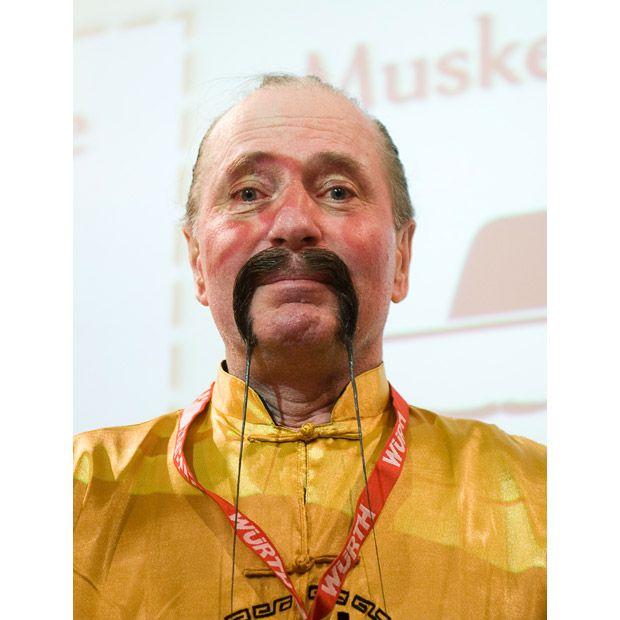 Лутц Гизе из Германии, выигравший в номинации «Китайский стиль».