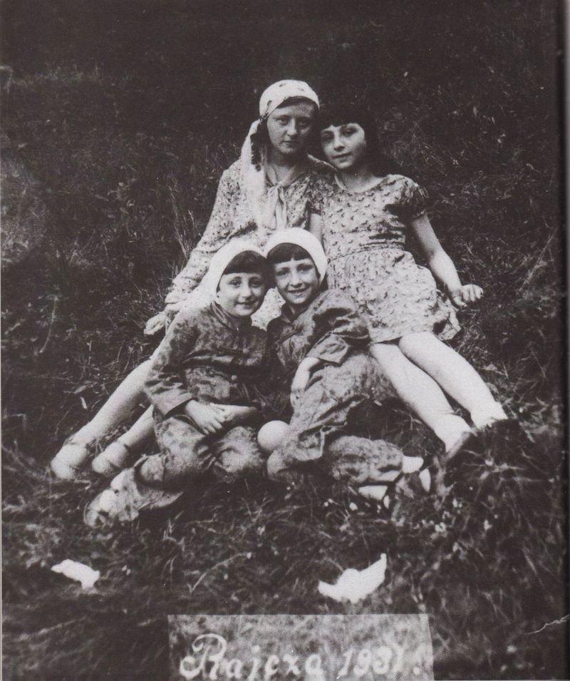 Сэла Коплович погибнет в Освенциме