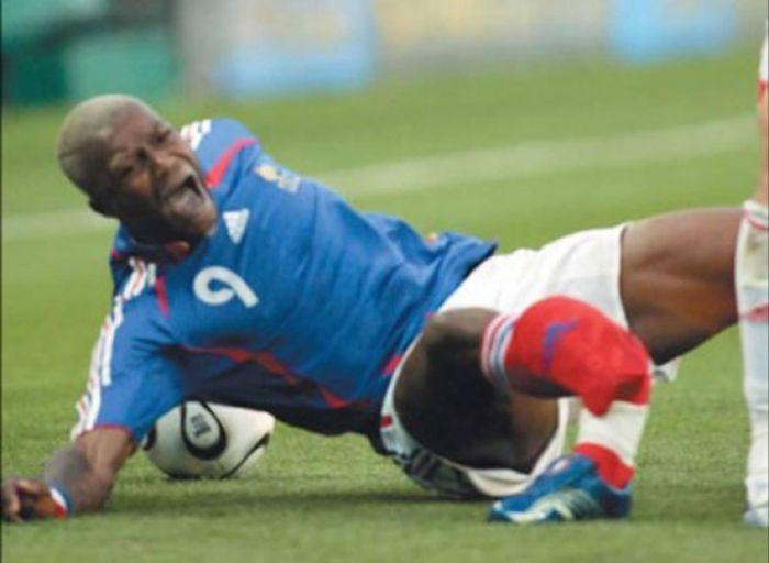 Травма Спортсменов фото