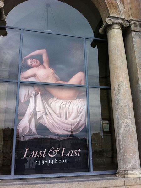 Реклама выставки в Стокгольме (6 фото)