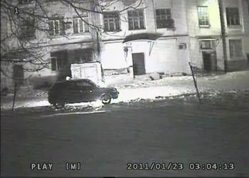 Поджог автомобиля в Краснодарском крае