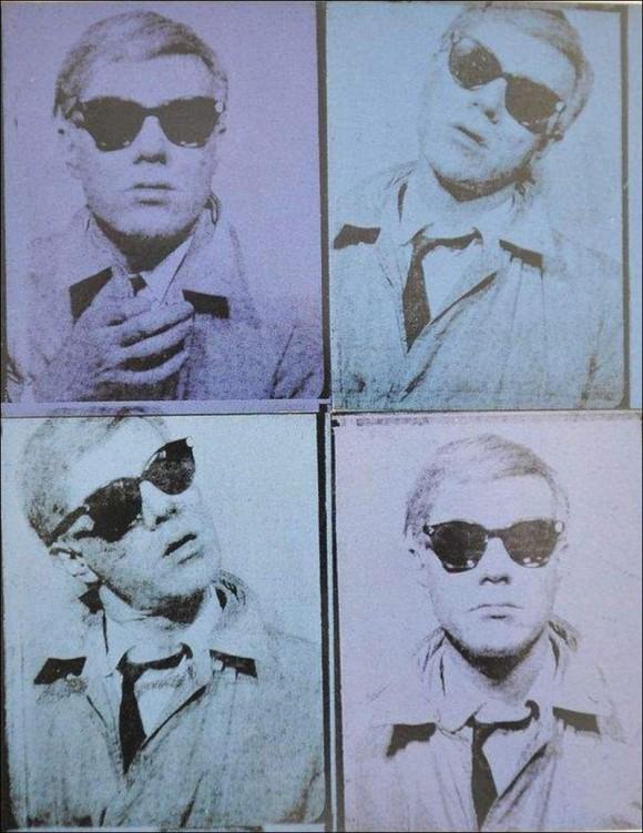 Автопортрет художника 1963-1964 годов продан за 38 млн долларов, установив новый ценовой рекорд на портреты американского мастера.