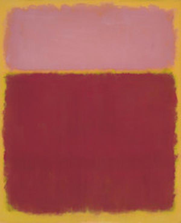 Абстрактно-экспрессионистический шедевр Марка Ротко «Без названия №17» 1961 года нашел покупателя за 33,7 млн долларов ...