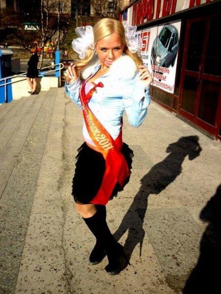 Выпускницы 2011 (50 фото)
