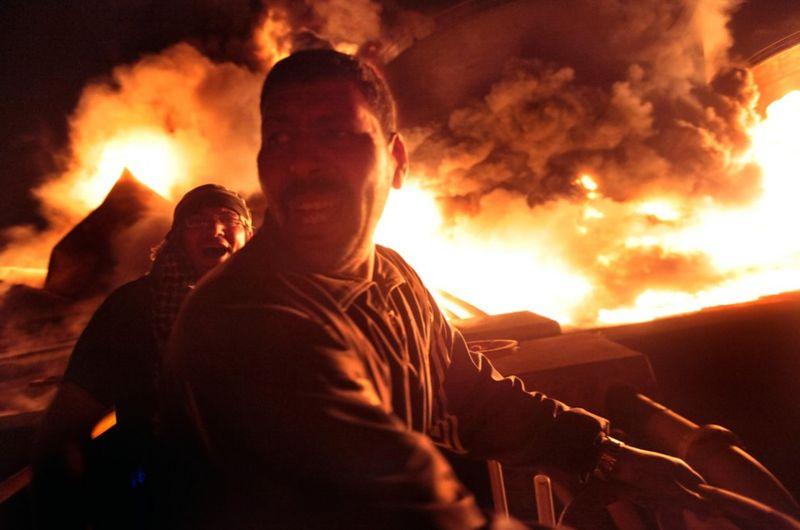 11002 990x657 Три месяца войны в Ливии