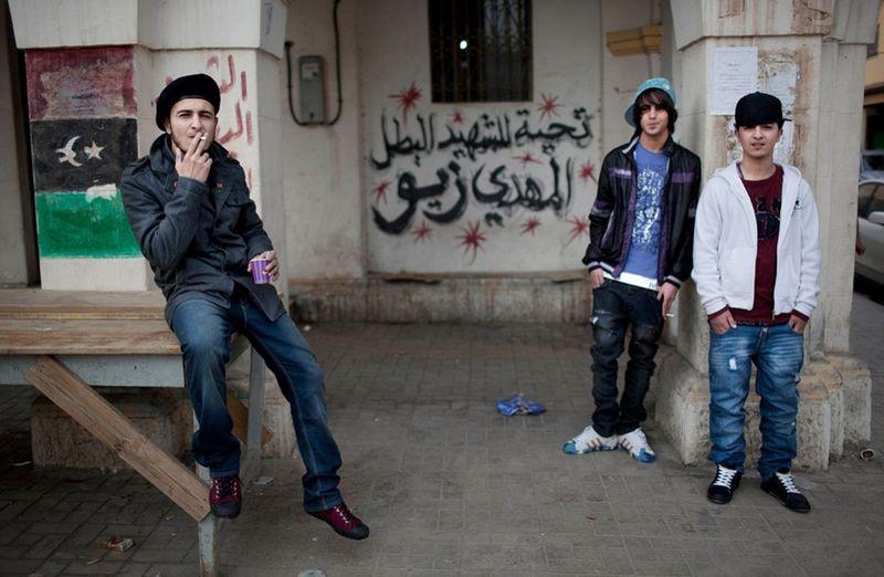 13160 990x646 Три месяца войны в Ливии
