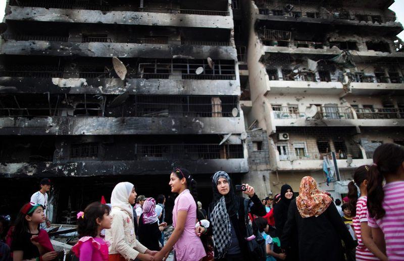22129 990x640 Три месяца войны в Ливии