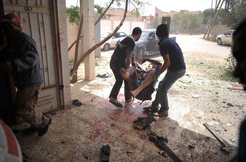 23114 990x651 Три месяца войны в Ливии