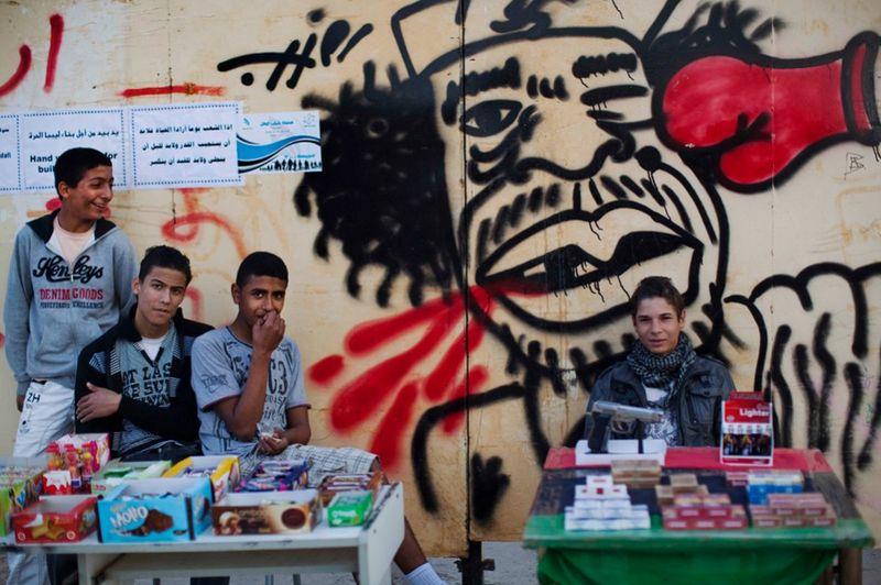 32105 990x659 Три месяца войны в Ливии