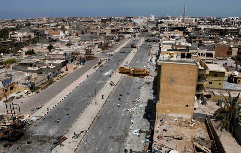 3370 990x629 Три месяца войны в Ливии