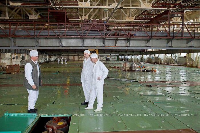 Завод РТ-1 по переработке отработанного ядерного топлива (44 фото)