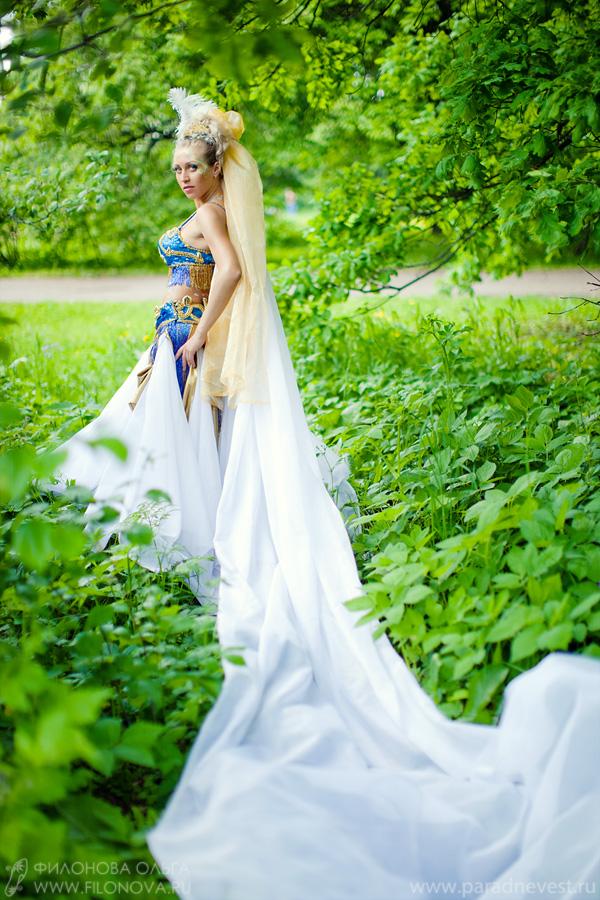 10-й парад невест в Москве (36 фото)