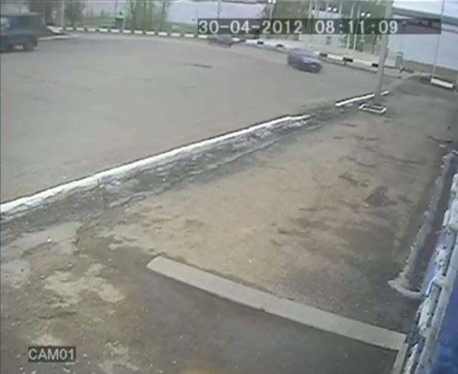 Авария дня часть 557 (фото+видео)