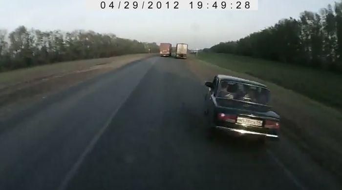 Авария дня часть 559 (фото+видео)