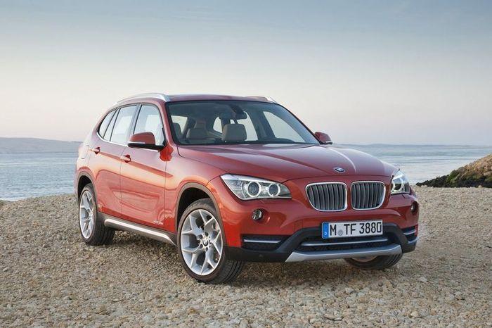 Компания BMW обновила кроссовер X1 (101 фото)