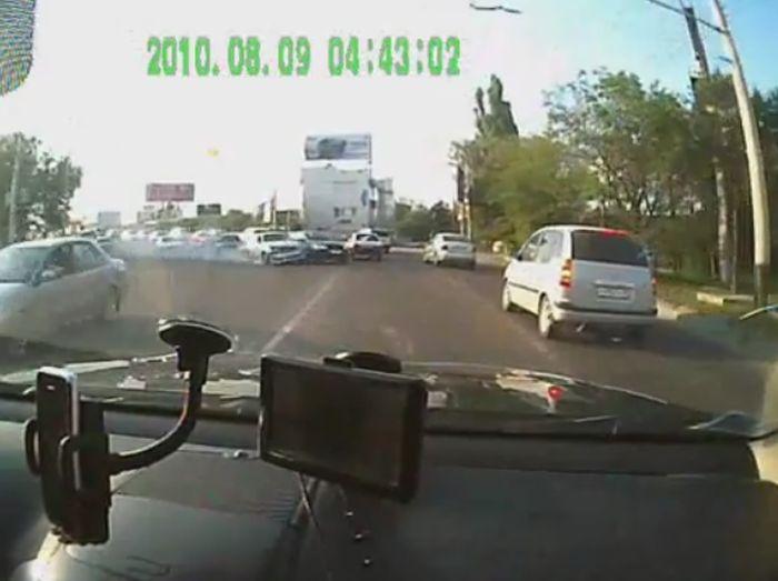 Авария дня часть 560 (фото+видео)