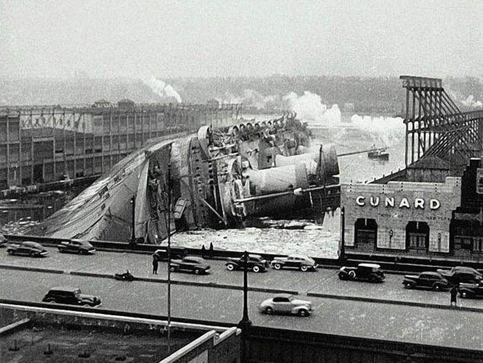 Аварии из прошлого (31 фото)