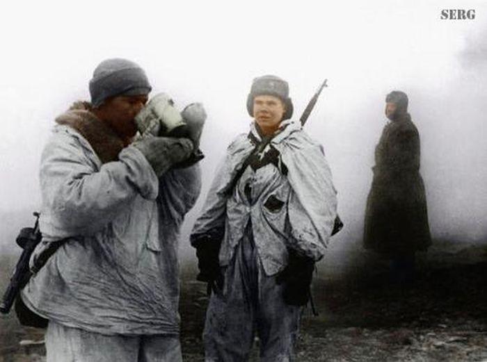 Солдат во второй мировой 53 фото