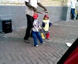 Классные танцы марионеток
