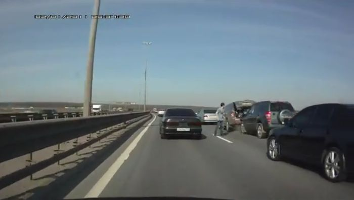 Авария дня часть 562 (фото+видео)