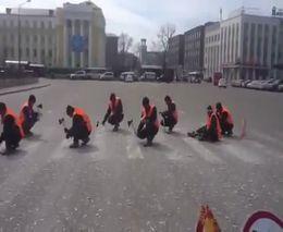 Стирание разметки в России