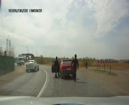 Школота на дорогах атакует