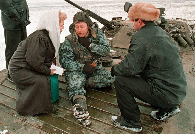Сексуальный устой в чеченском обществе