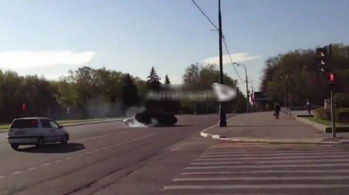 Авария дня дробь 065 (фото+видео)