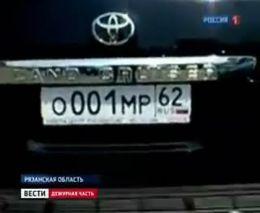 Пьяный начальник УМВД Рязани устроил ДТП