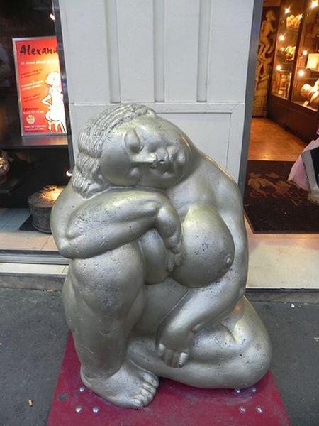 Музей эротики в Париже (31 фото)