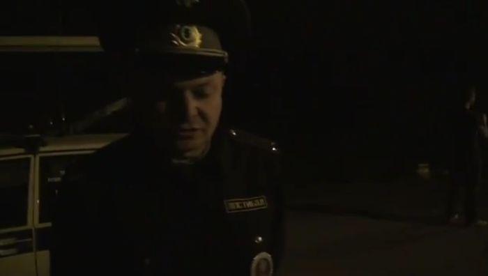 Общение с ГИБДД часть 417 (фото+видео)