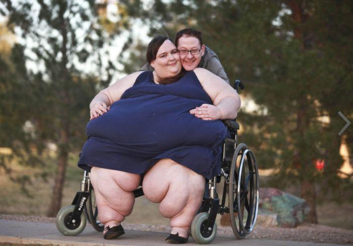 Девушки болевшие ожиреньем фото