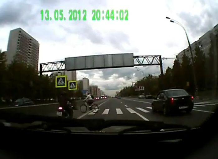 Авария дня часть 567 (фото+видео)
