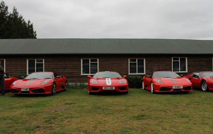 Авто-выставка итальянских автомобилей Auto-Italia 2012 (65 фото)