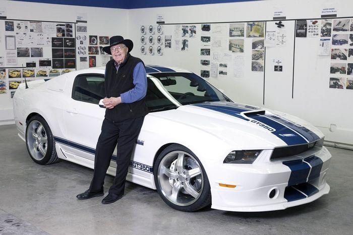 Умер создатель американских спорткаров Кэролл Шелби (101 фото+видео)