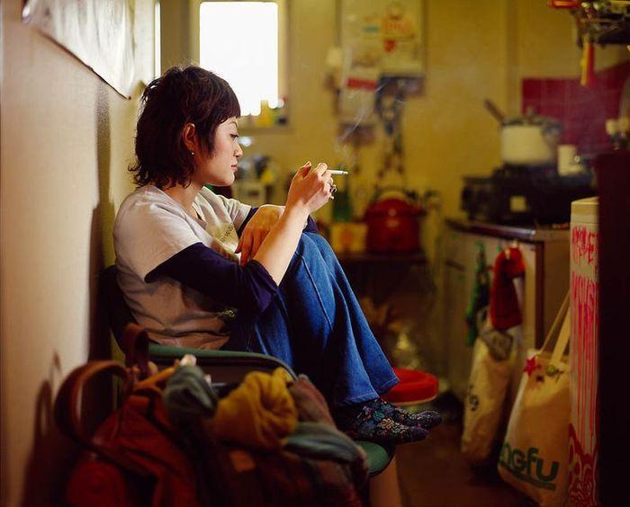 Жизнь современных японцев в фотопроекте Куда мы отсюда движемся? (30 фото)