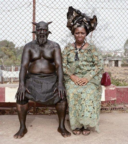 Африканские фрики (31 фото)