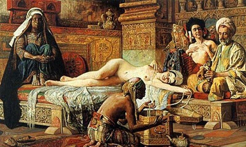 Эротические истории один на всех гарем фото 279-809