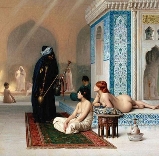 Рассказы о сексе в гареме