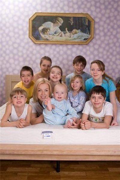 Супер-мама Украины! (5 фото)